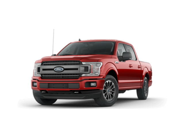 2019 Ford F-150 4WD Supercrew 145 XLT